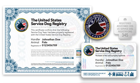 Service Dog License Texas